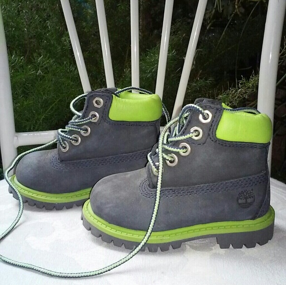 baby timberland boots size 4
